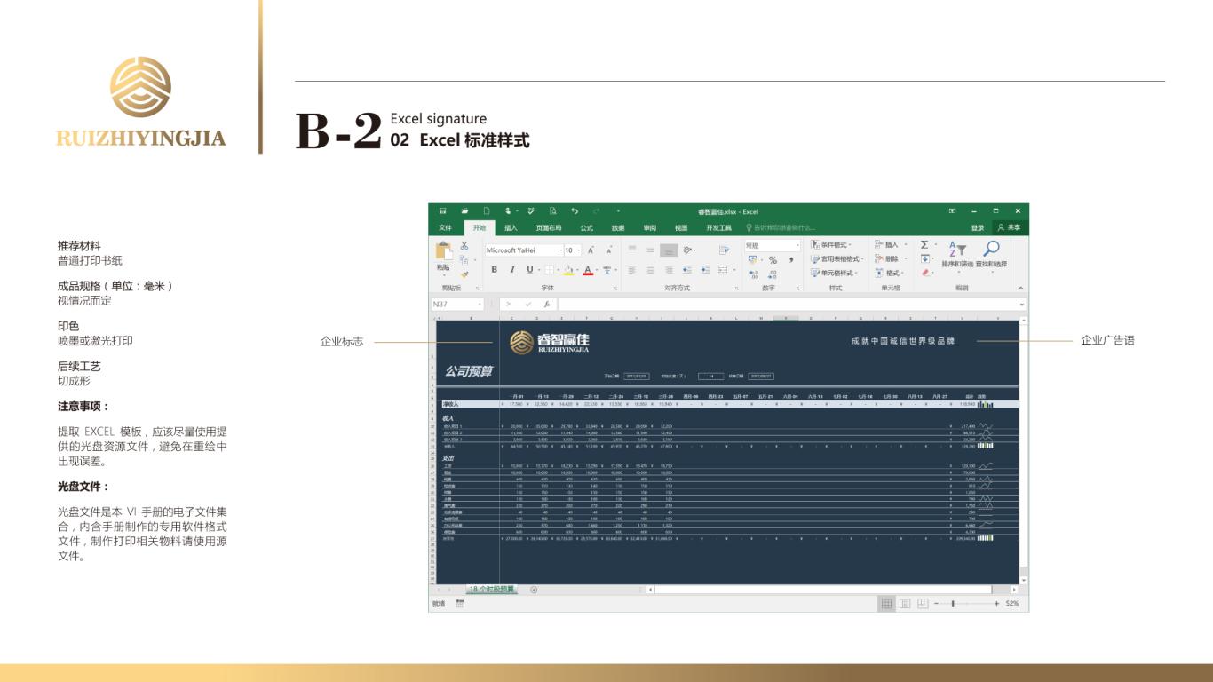 睿智赢佳金融品牌VI设计中标图44