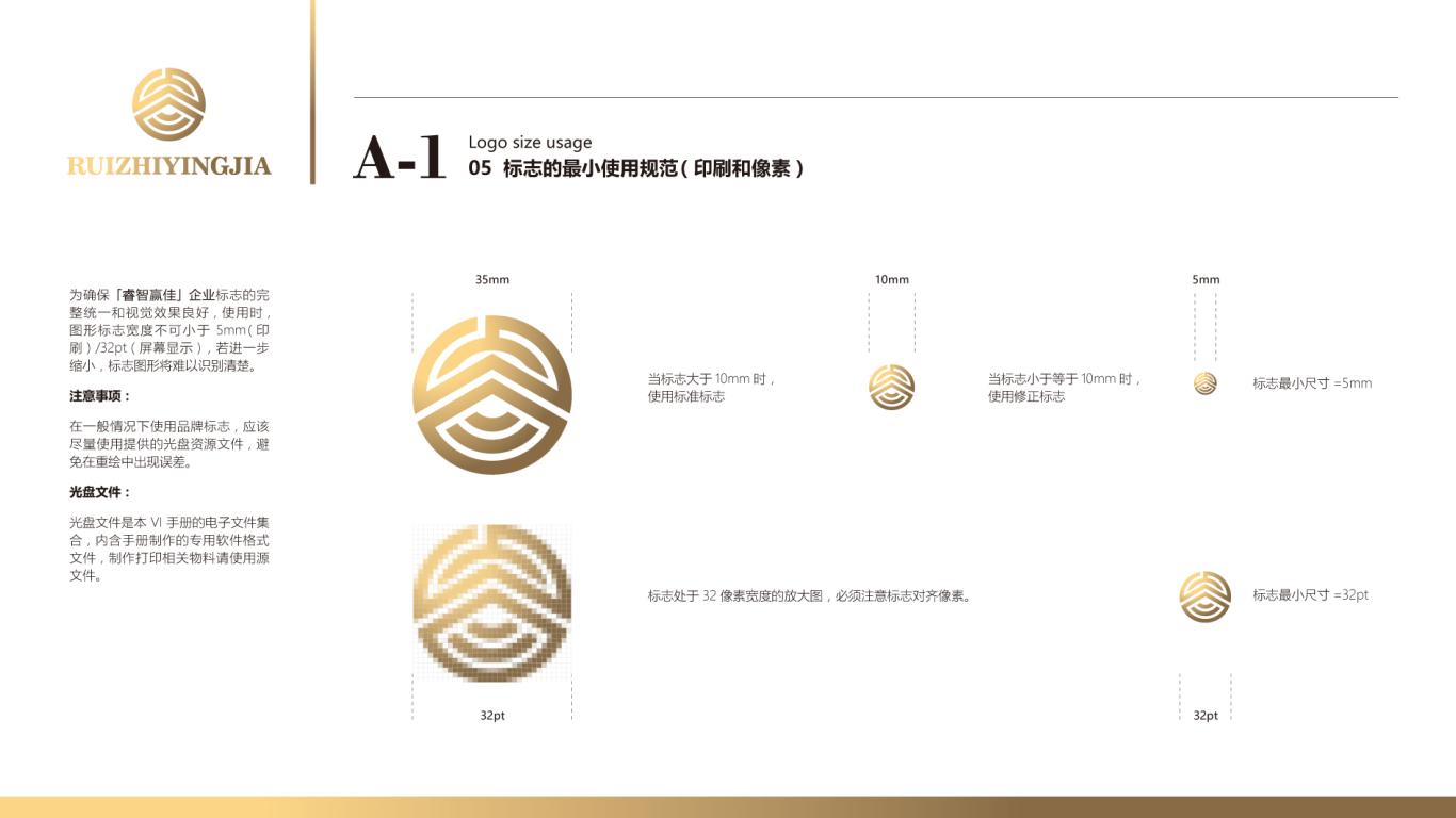 睿智赢佳金融品牌VI设计中标图8