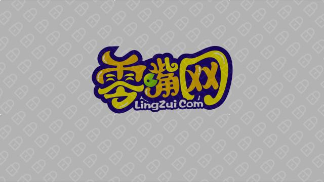 零嘴网电商品牌LOGO设计入围方案7