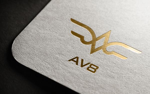 中际航空文化有限公司AV8装饰品牌设计