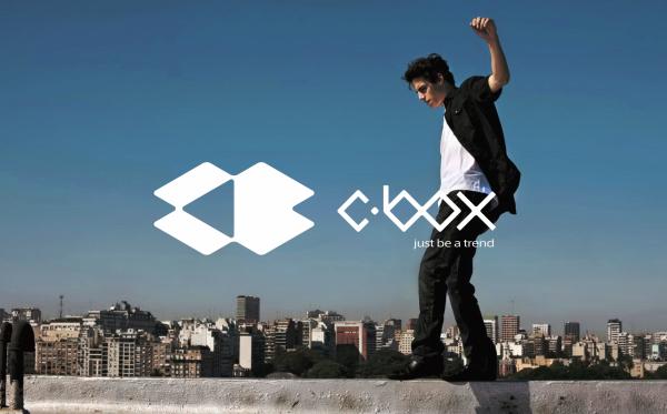C-box | 潮牌服装品牌logo设计 | 已商用