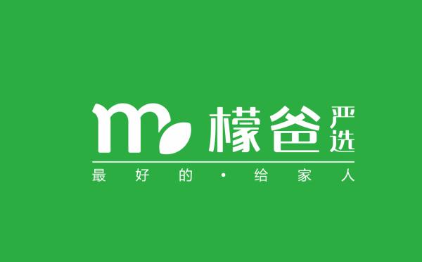 檬爸严选 | 果蔬品牌logo设计 | 已商用