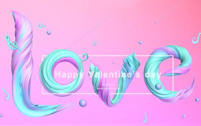 咪哒MINIK节日海报设计