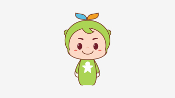 馨蓓貝教育品牌吉祥物設計