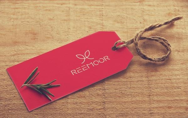 reemoor集团logo设计