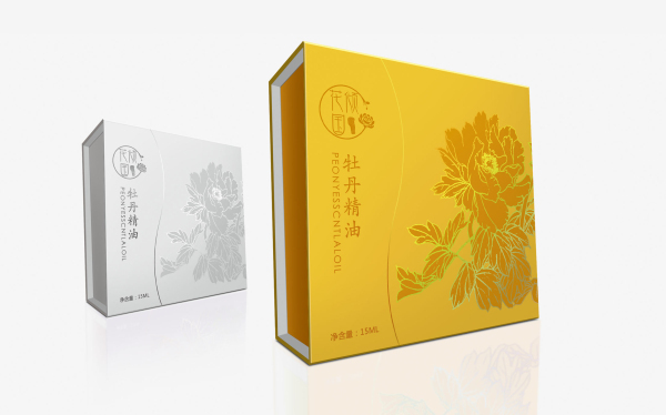 牡丹精油礼盒