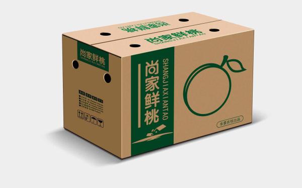 水果箱包装设计