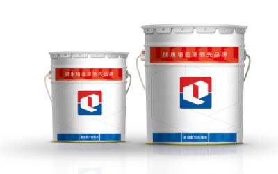 涂料桶包装设计
