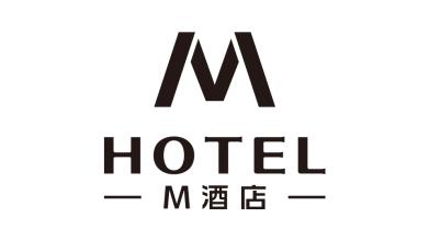 M酒店LOGO設計