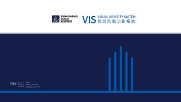 腾晟建设房地产品牌VI设计