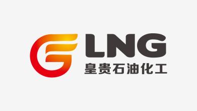 皇贵石油化工品牌LOGO设计