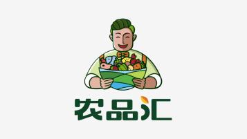 农品汇电商品牌LOGO设计