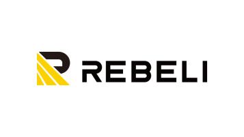 REBELI旅游品牌LOGO设计