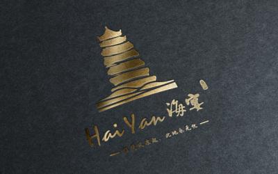 海宴镇logo设计