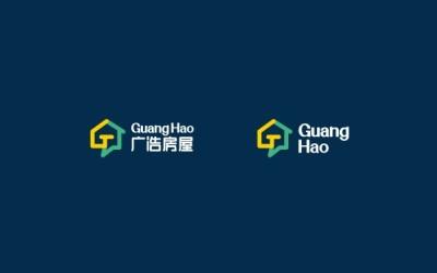 广浩房屋Logo设计