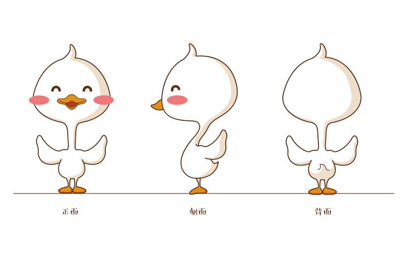 天俪吉祥物图1