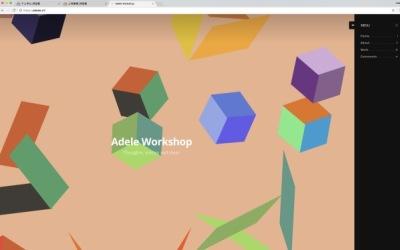 个人作品集展示网站设计