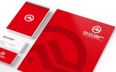 安众地产品牌LOGO设计。。。...