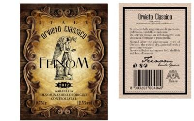意大利翡诺姆葡萄酒标签万博手机官网