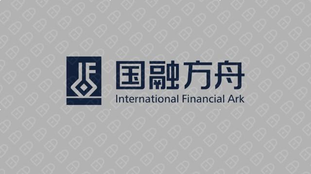 国融方舟金融品牌LOGO设计入围方案2