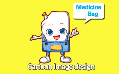 卡通形象设计-吉祥物-医药-小...