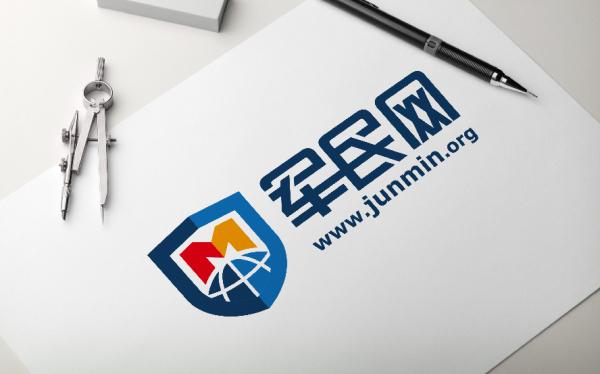 军民网网站logo