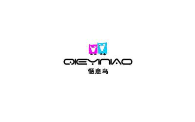 惬意鸟logo设计