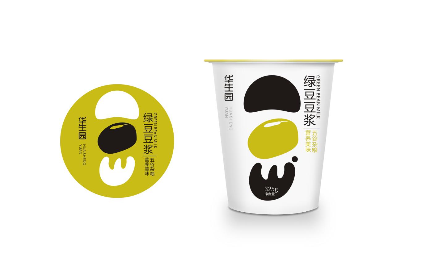 华生园早餐包装设计图2