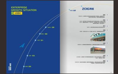 五金机电超市画册设计