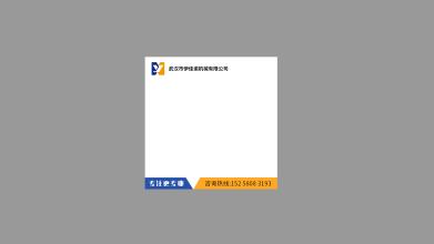 伊佳诺公司宣传单设计