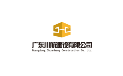 川航建筑logo