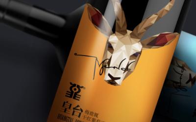 皇台酒包装设计