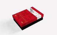 五福临门茶包装设计