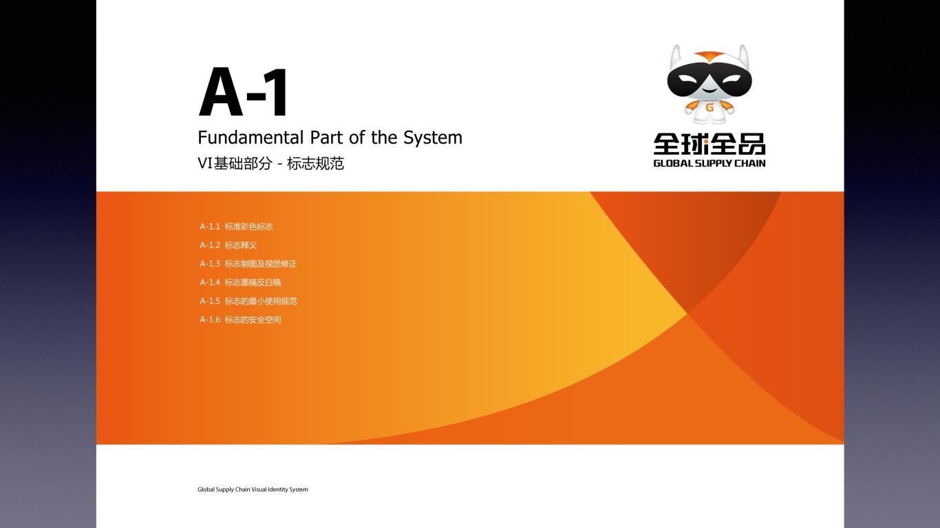 全球全品VI设计中标图0