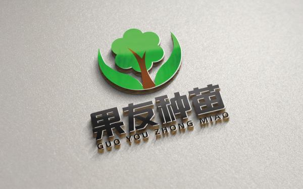 品牌logo设计  生态品牌 高端