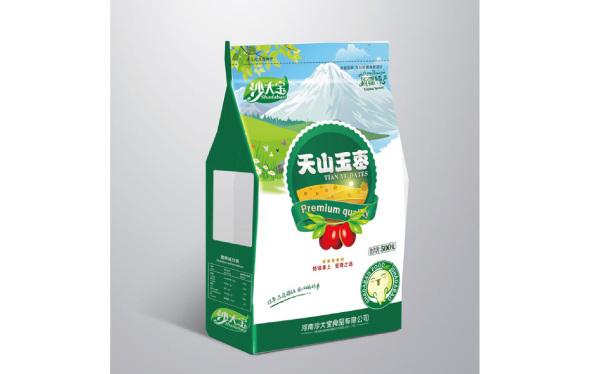 大枣包装 高端品牌设计