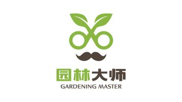 园林大师环保品牌LOGO设计
