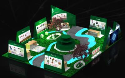 展览展示台设计