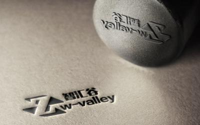 智汇谷科技品牌设计