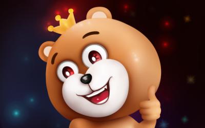 熊的卡通形象