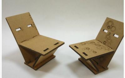 协同巴黎WOMA工作室环保家具...