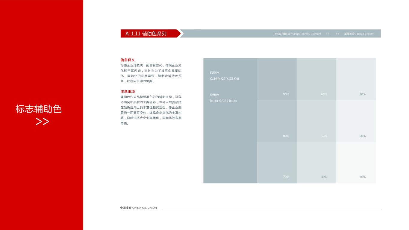 中国油盟VI设计中标图11