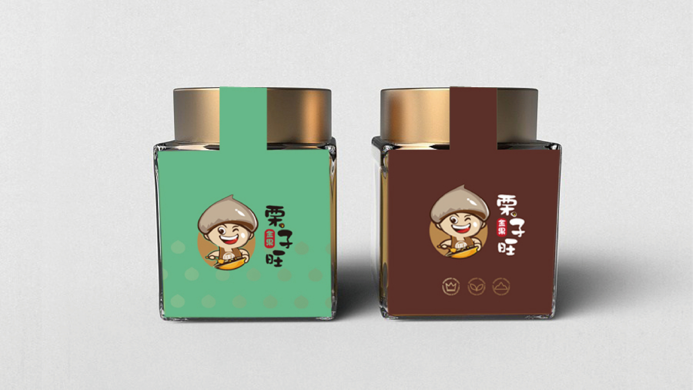 栗子旺产品包装设计中标图1