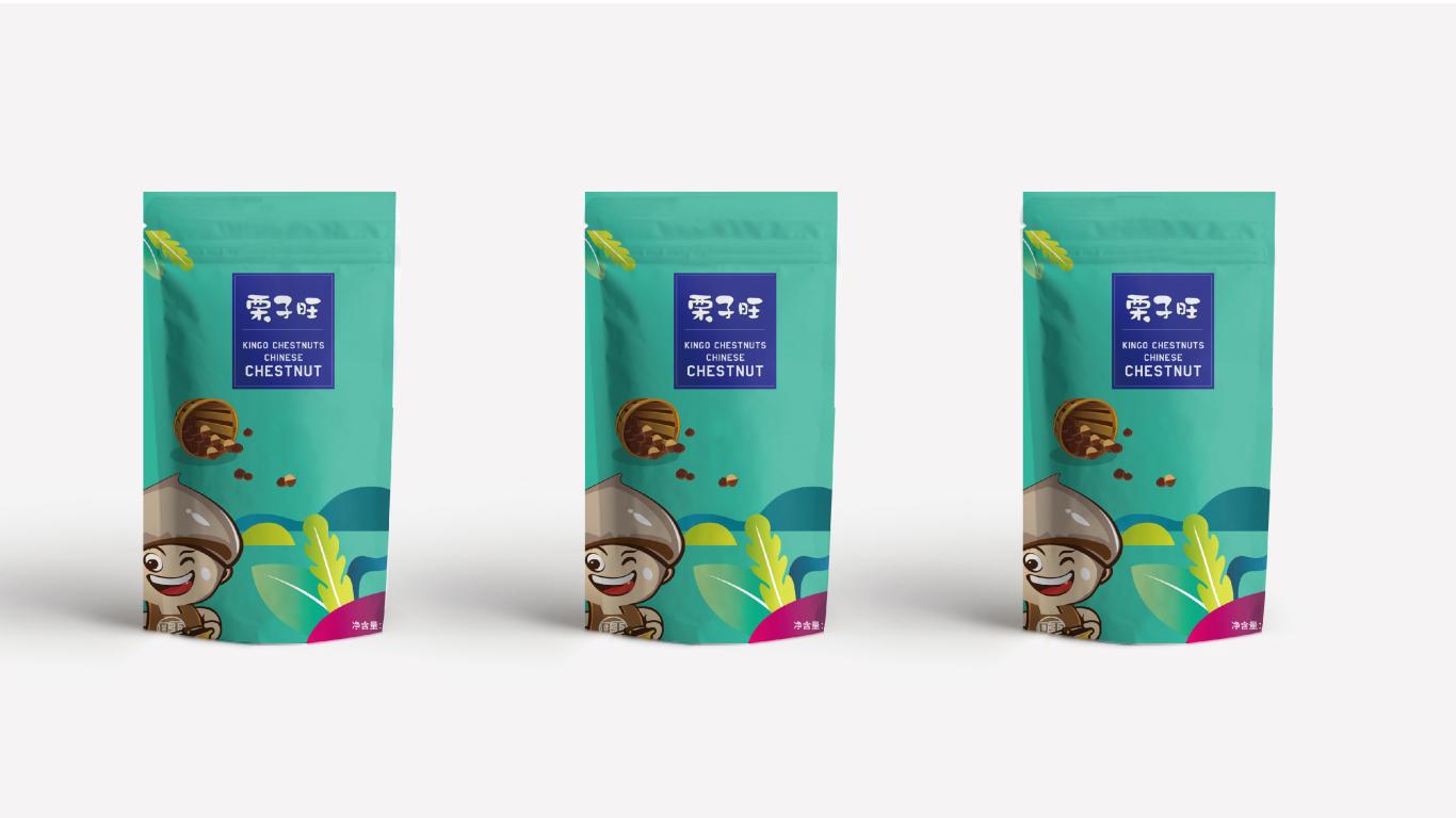 栗子旺产品包装设计中标图4