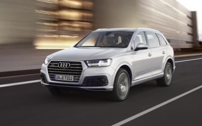 Audi Q7 伟大不止