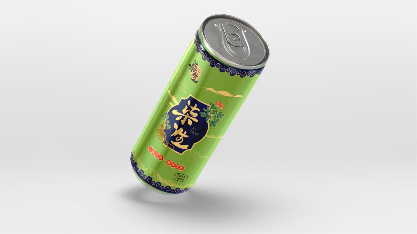 柒生饮品包装设计中标图2
