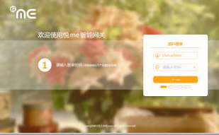 中国电信悦me网官视觉设计
