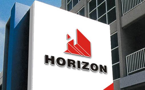 HORIZON LOGO設計