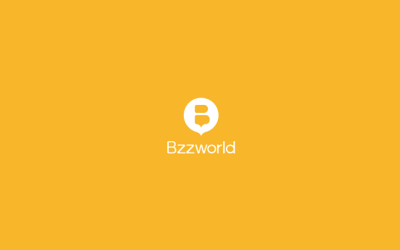 Bzzworld  logo