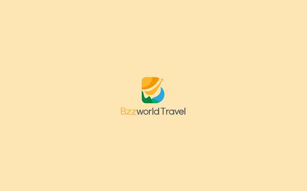 Bzzworld Travel logo 旅游